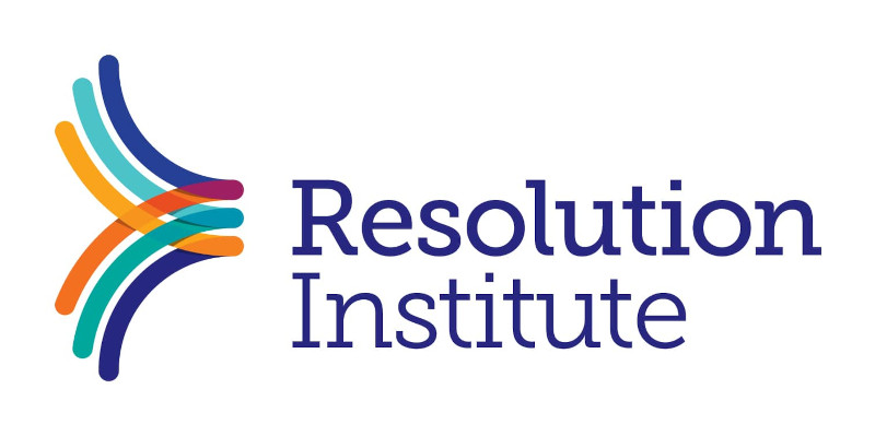Resolution Institute Logo
